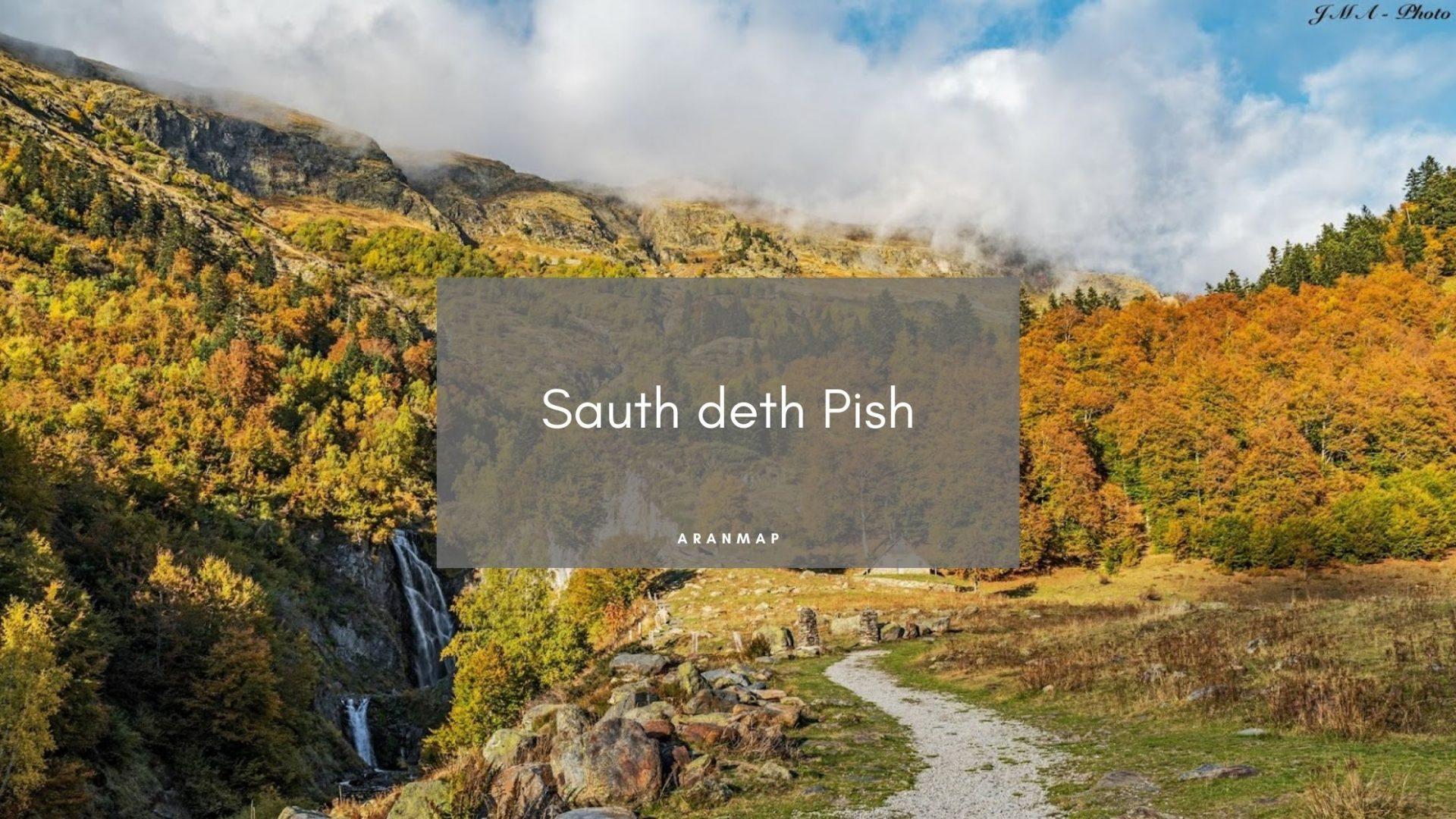 Cascada Saut deth pish Valle de Arán