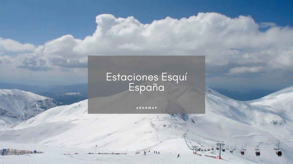 Las mejores estaciones de esquí y snowboard de España