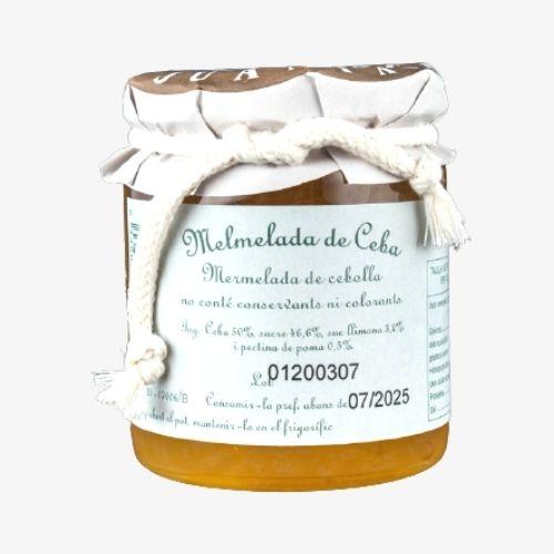 MERMELADA DE cebolla delicatessen juantxo productos valle de aran aranmap