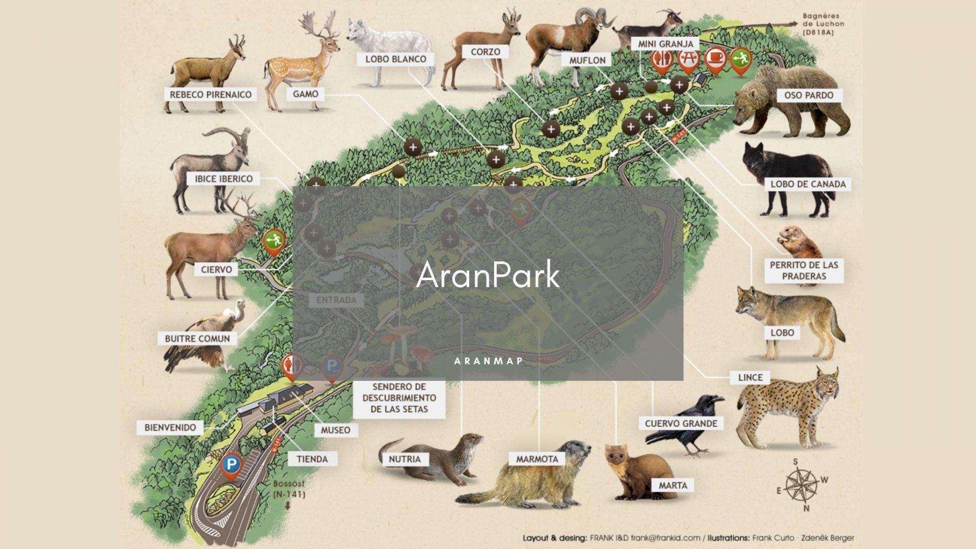 Parque Temático Animales Aran Park