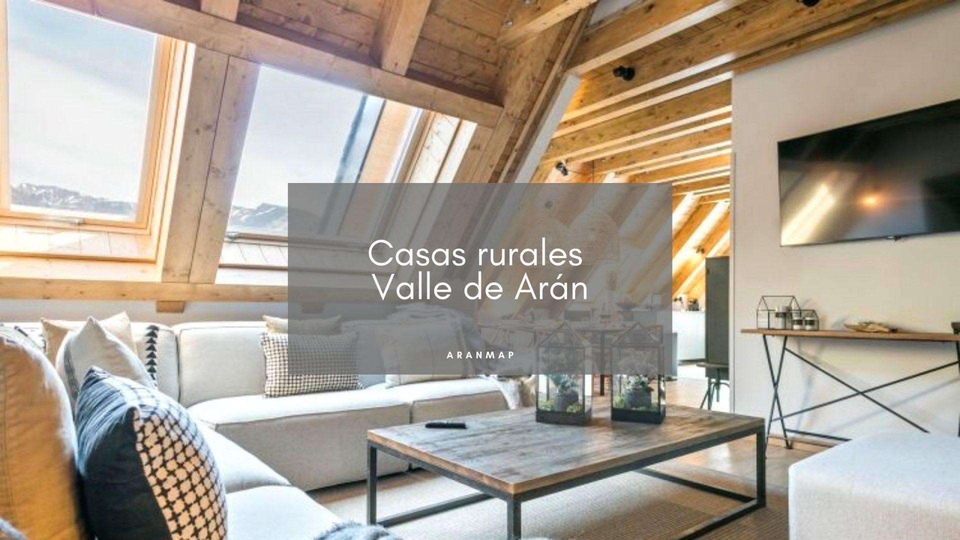 Las mejores casas rurales en el Valle de Arán