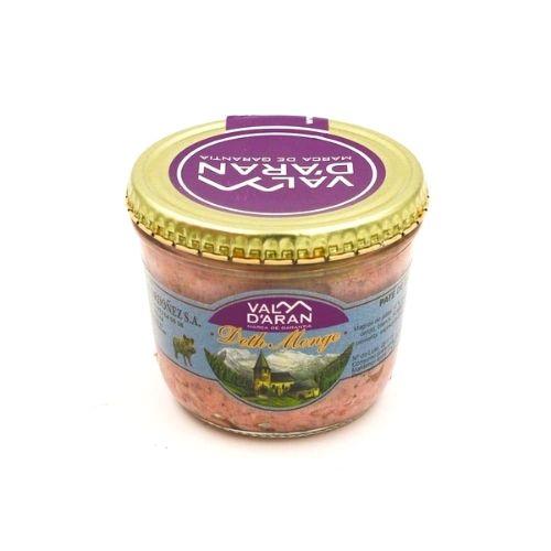 productos artesanales pate jabali ordoñez valle de aran