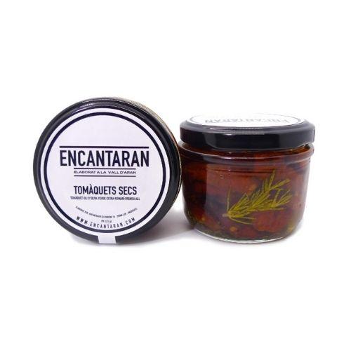 productos artesanales tomate seco picante formato mini encantaran valle de aran